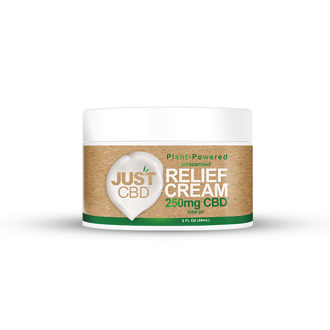 Just CBD Pain Relief Cream 250mg