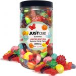 JustCBD Gummy Summer Pack 3000mg