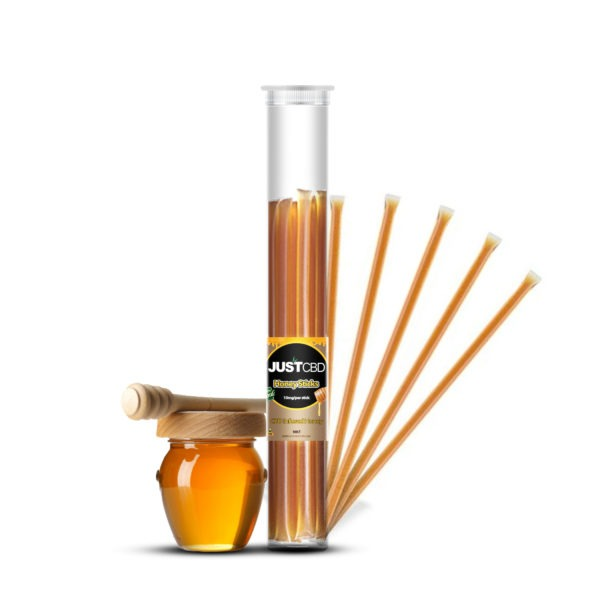 Golden Goat CBD Honey Sticks 25ct