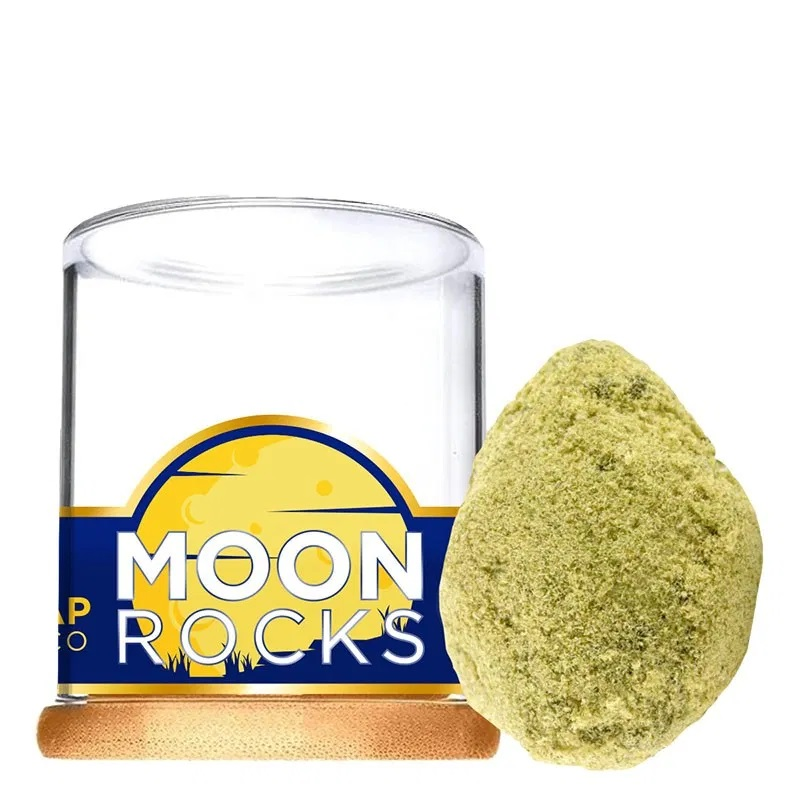 NoCap White Diamond CBG Moonrocks 2.5grams