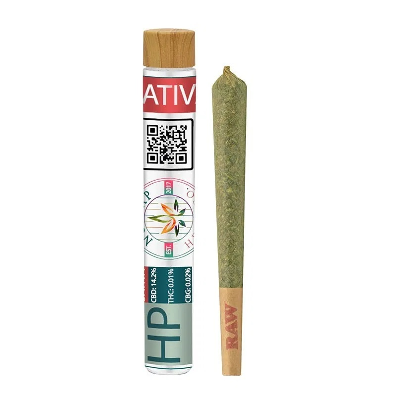 No Cap Hempress CBD Flower Joint