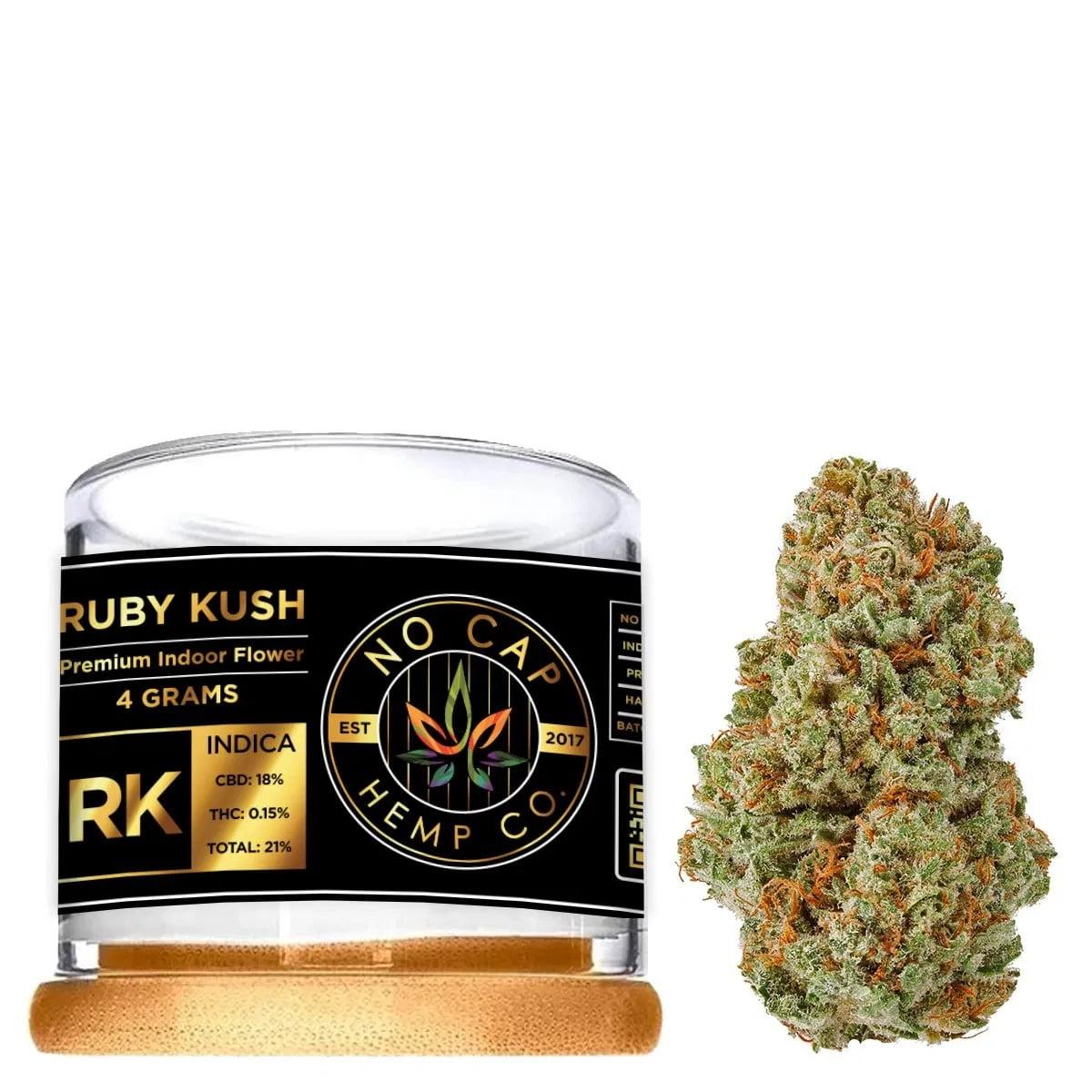 NoCap Ruby Kush 4grams