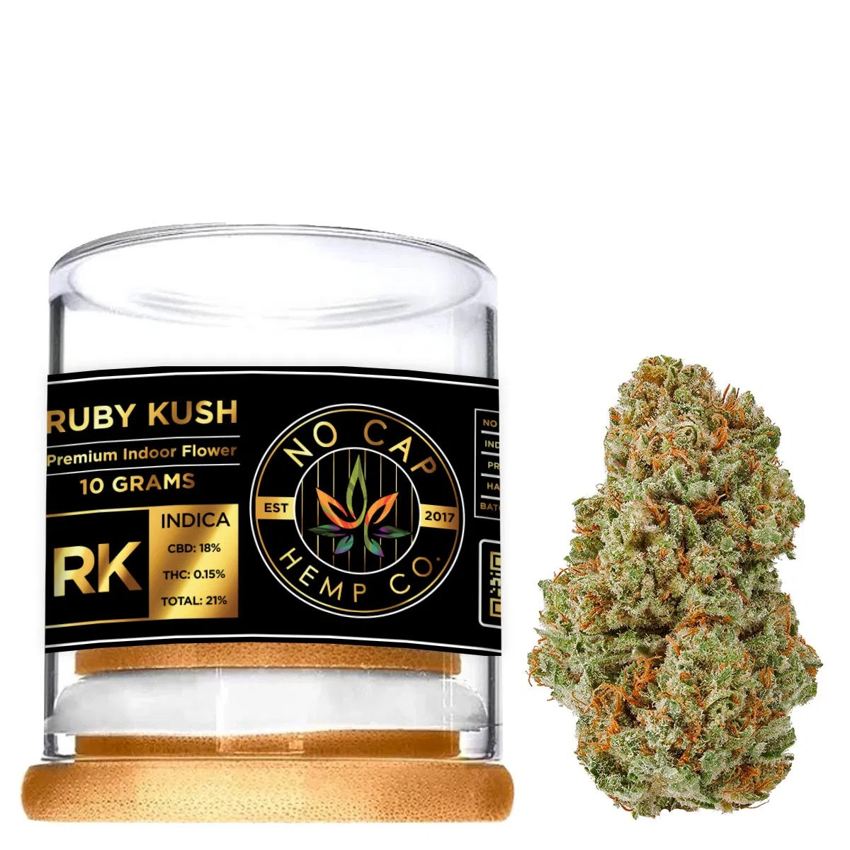 NoCap Ruby Kush 10grams