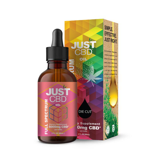 Full spectrum CBD Oil Tinctures 5000mg