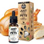 Just CBD Pet Tinctures for dogs Chicken 50mg