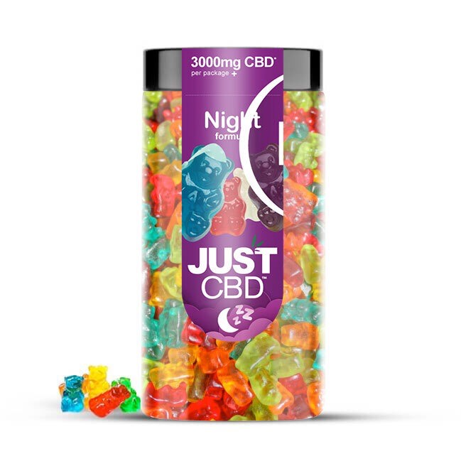 JustCBD Gummies For Sleep 3000mg