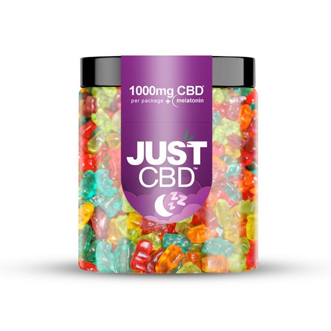 JustCBD Gummies For Sleep 1000mg