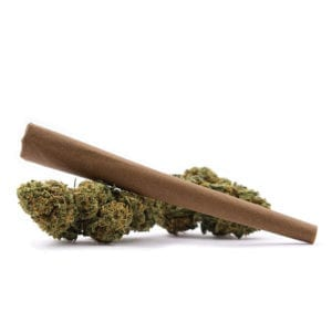 Kudetah 2sies Grape Kush CBD Blunts 2pk