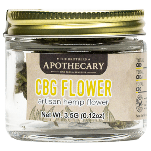 Apothecary CBG Flower 3.5grams