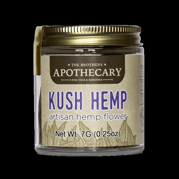 Apothecary Kush Hemp CBD Flower 7grams